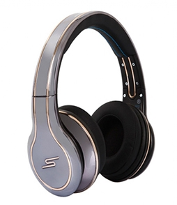 Наушники SMS Audio Street by 50 Cent HeadPhones Grey