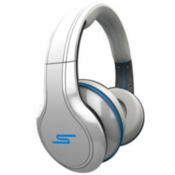 Наушники SMS Audio Street by 50 Cent HeadPhones white