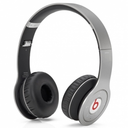 Наушники Monster Beats Wireless Silver