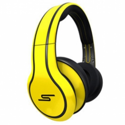 Наушники Limited Edition Over Ear Wired Headphone Yellow