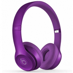 Наушники Monster Beats Solo2 Wireless Purple