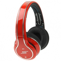 Наушники SMS Audio Sync by 50 Cent Wireless Red