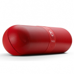 Колонки Beats Pill Red