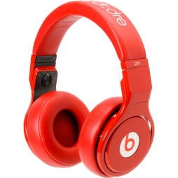Наушники Monster Beats Pro Red Limited Edition