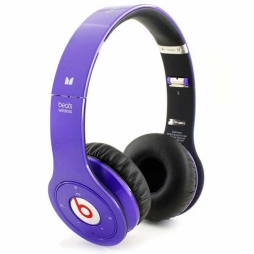 Наушники Monster Beats Wireless Purple
