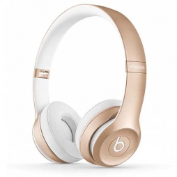 Наушники Monster Beats Solo2 Wireless Gold