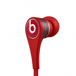 Наушники Monster Beats Tour New with ControlTalk Red