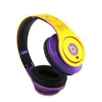 Наушники Monster Beats Studio Lakers