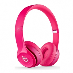 Наушники Monster Beats Solo 2.0 Pink