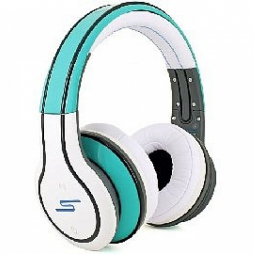 Наушники SMS Audio Sync by 50 Cent Wireless Wireless White-Green