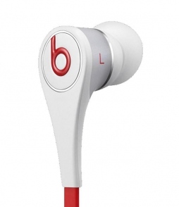 Наушники Monster Beats Tour New With ControlTalk White